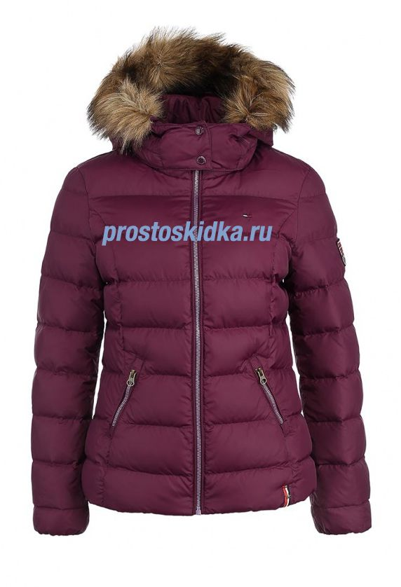 Фото Пуховик Tommy Hilfiger TO263EWLE710 2013